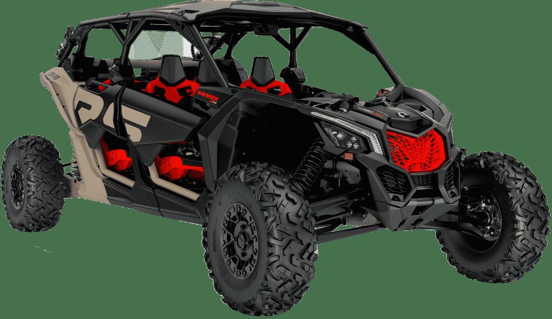 Vehículo Can-Am Can-Am Maverick Max Xrs