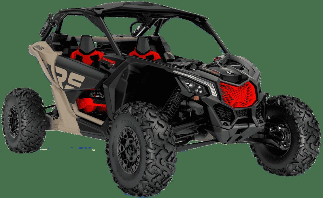Vehículo Can-Am Can-Am Maverick X rs turbo con Smart-shox
