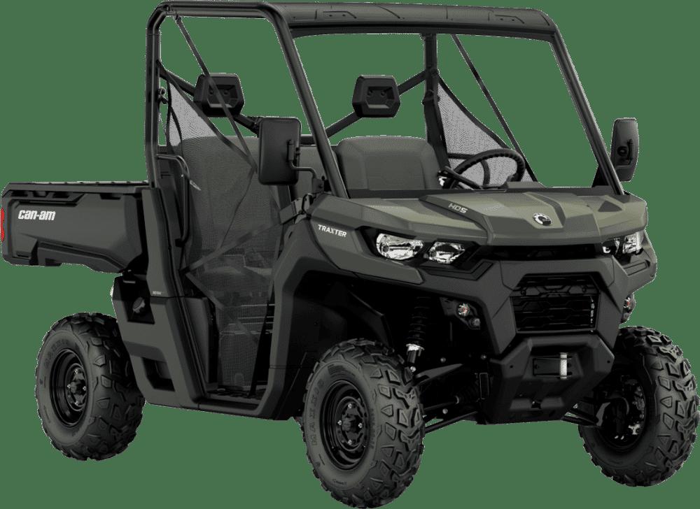 Vehículo Traxter Base HD5