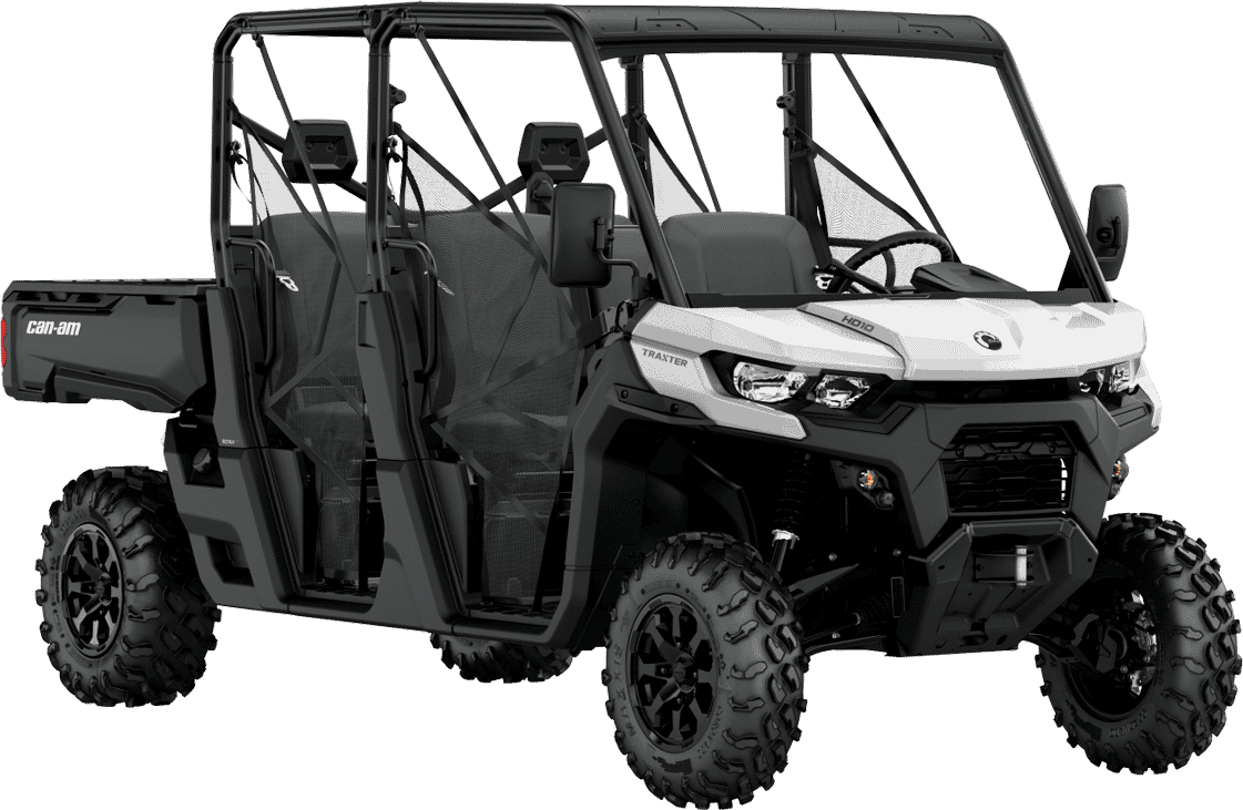 Vehículo Can-Am Traxter MAX DPS HD10 T
