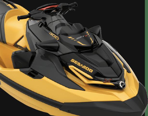 Detalle Sea-doo RXP-X 300